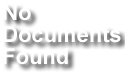 No Documents Found